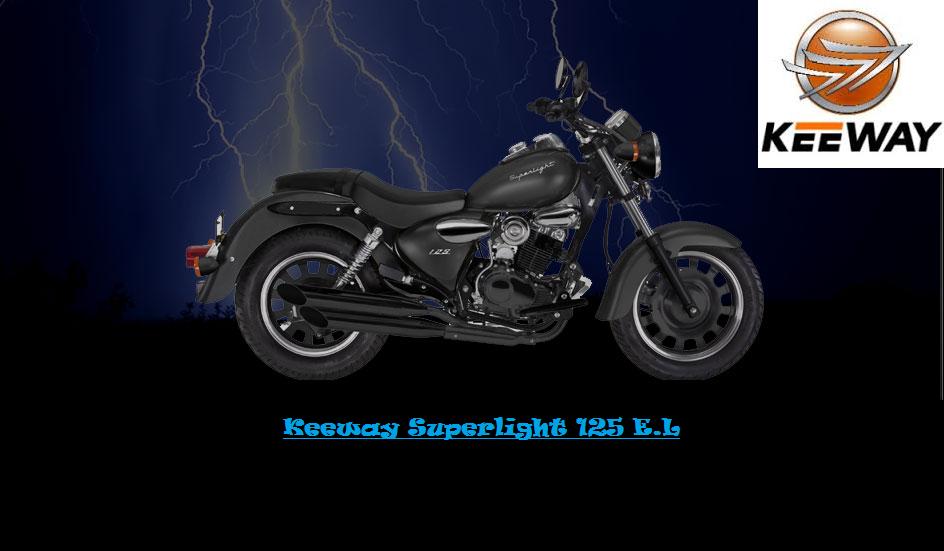 Keeway Superlight E.L